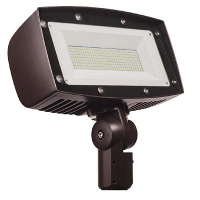 1110-Watt Equivalent Integrated Outdoor LED Flood Light, 16500 Lumens, Dusk to Dawn Outdoor Security Light