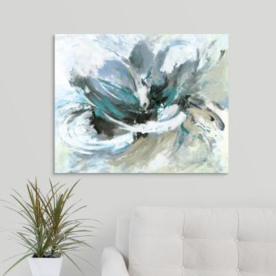 """The Dance"" by Circle Art Group Canvas Wall Art"