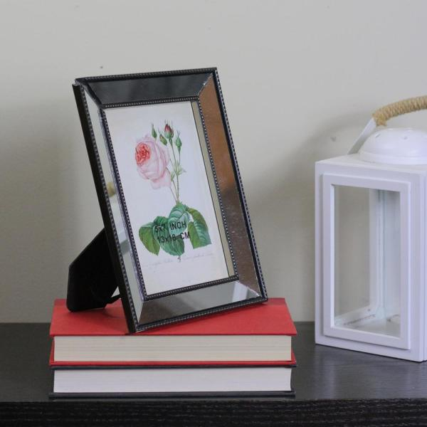 """Northlight Silver Picture Frame 5/"""" x 7/"""""""