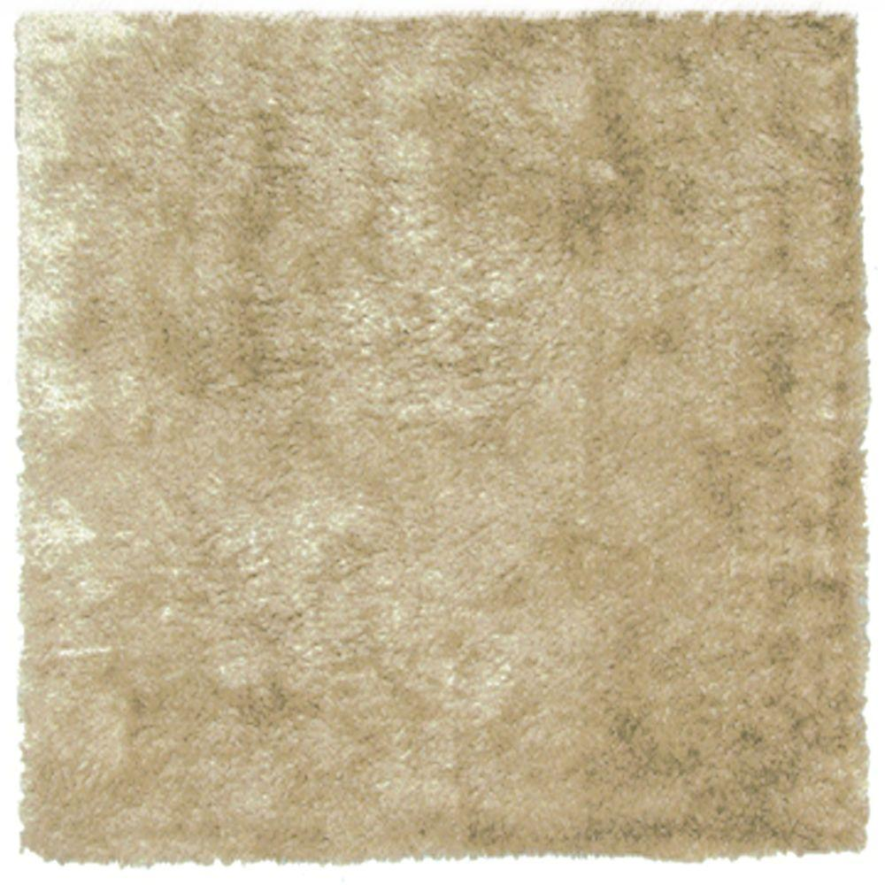 Home Decorators Collection So Silky Sand 12 ft. x 12 ft. Square Area Rug