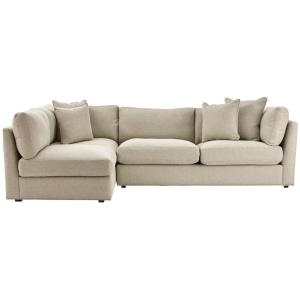 Griffith Sugar Shack Putty 2-Piece Sectional