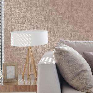 Asher Rose Gold Distressed Texture Wallpaper
