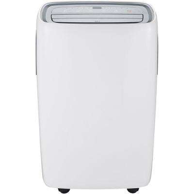10000 BTU 6000 BTU (DOE) Portable Air Conditioner with Remote Control for  Rooms up to 210 Sq  Ft