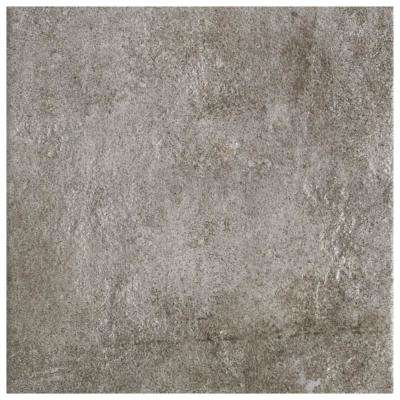 Earthstone Seal 18 in. x 18 in. Porcelain Floor and Wall Tile (15.59 sq. ft. / case)