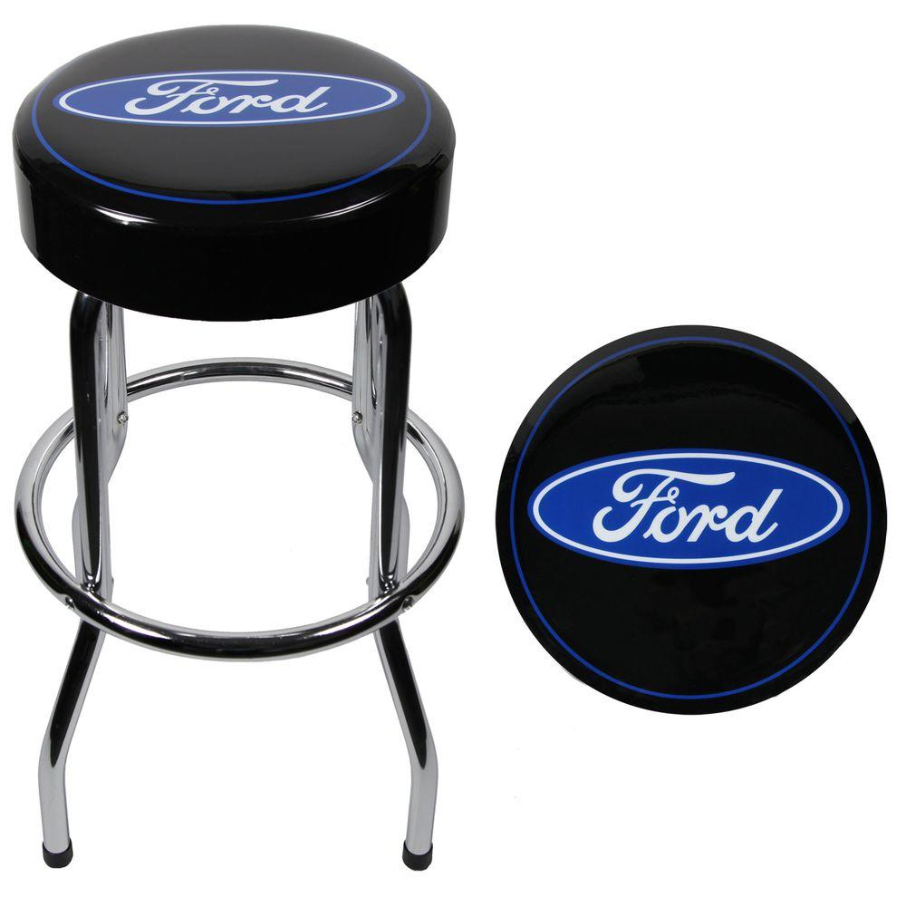 null Ford Garage Stool