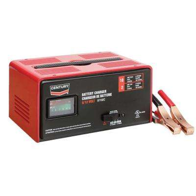 12-Volt 87102C Battery Charger