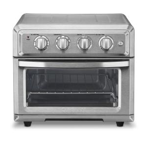 Cuisinart Air Fryer Toaster Oven Brushed Stainless Toa 60