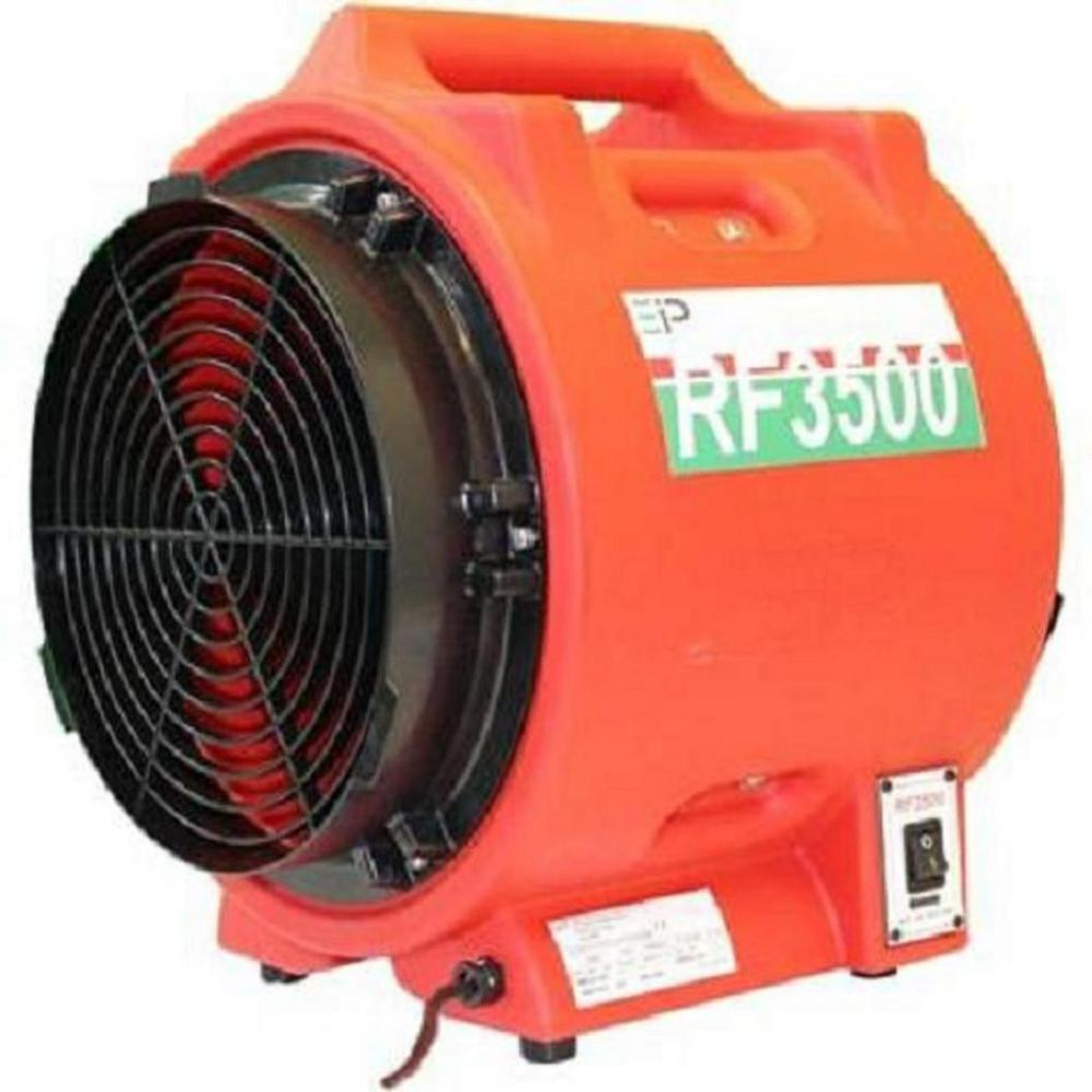 High Performance Single Speed Power Blower Fan