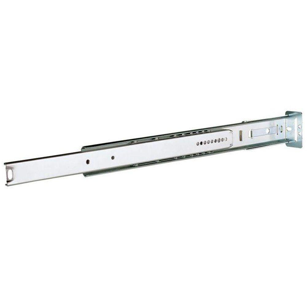 Richelieu Hardware 20 5 8 In To 22 1 2 Accuride Center Mount Drawer Slide Uct10292g123 The Home Depot