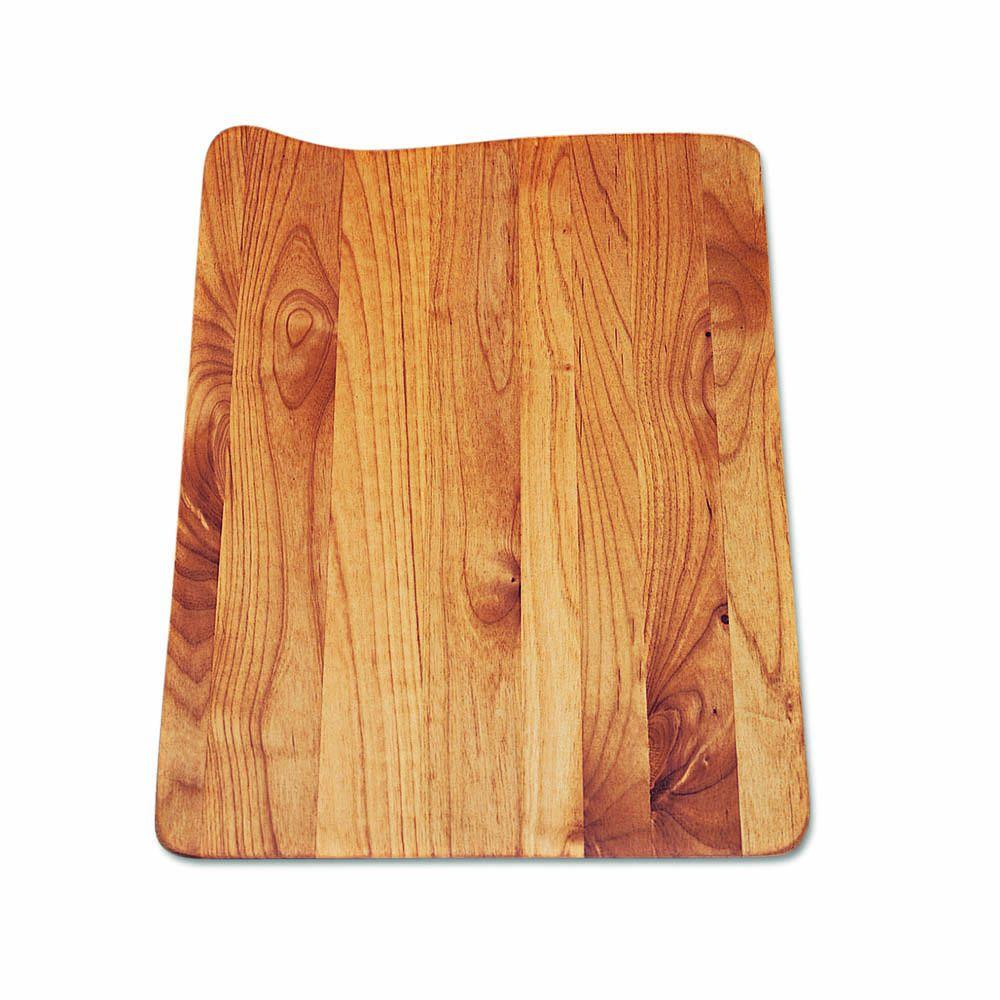 Wood Cutting Board for Diamond Bowl Kitchen Sink