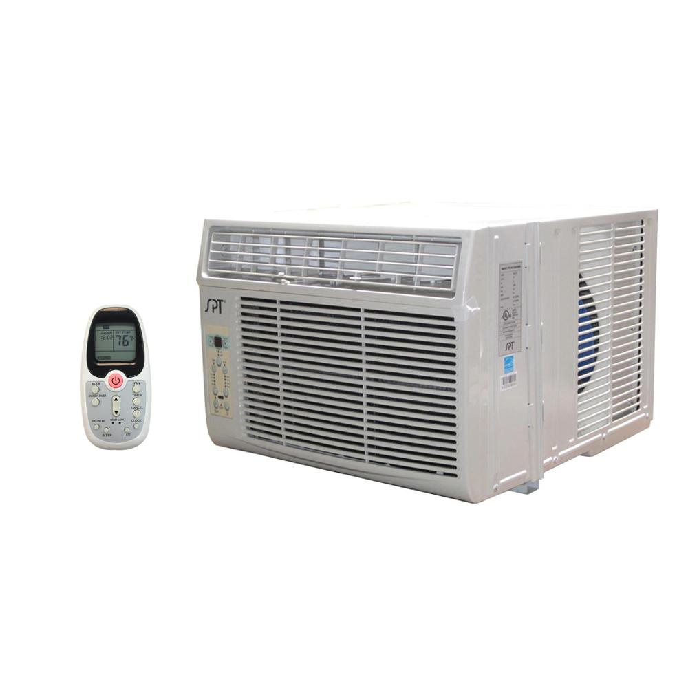 SPT 12,000 BTU Energy Star Window Air Conditioner with Follow Me Remote