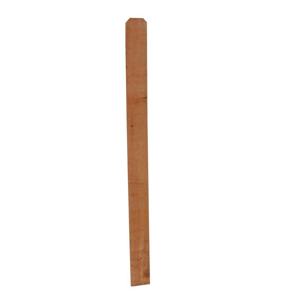 Wood Fence Pickets - Wood Fencing - The Home Depot