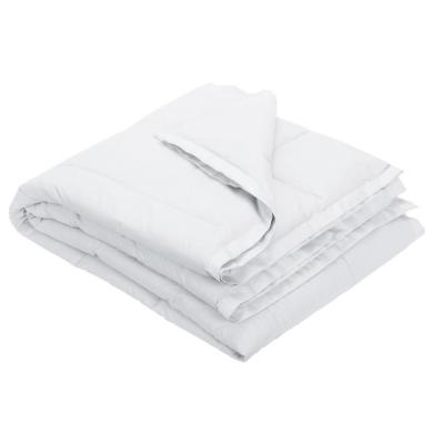 LaCrosse LoftAIRE Down Alternative White Cotton Twin Blanket