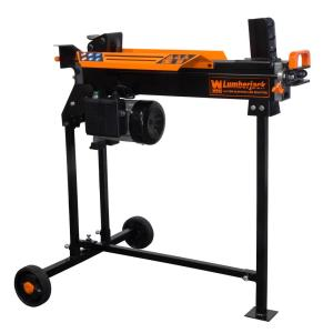 Deals on WEN 6.5-Ton Electric Log Splitter with Stand 56207