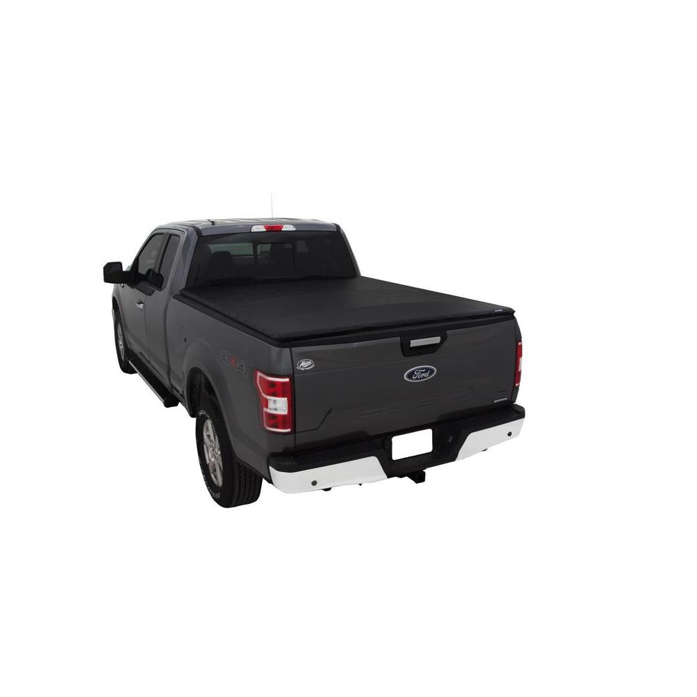 Lund Genesis Snap Tonneau Cover 900122 The Home Depot