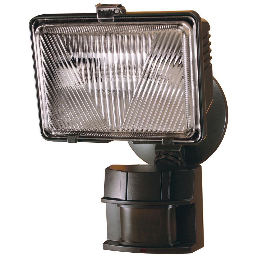 Heath Zenith 250 Watt 180 Degree Bronze Motion Activated