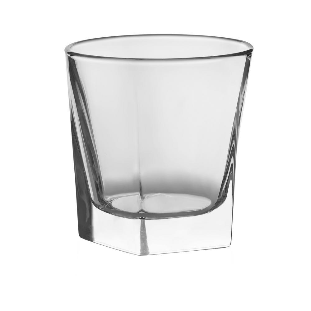 Craft Spirits 12.25 oz. Bourbon Rocks Glass Set (12-Pack)
