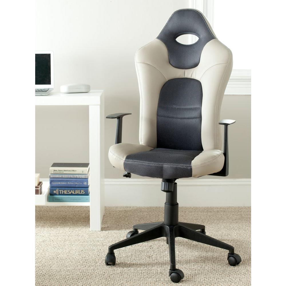 Belinda Grey Office Chair