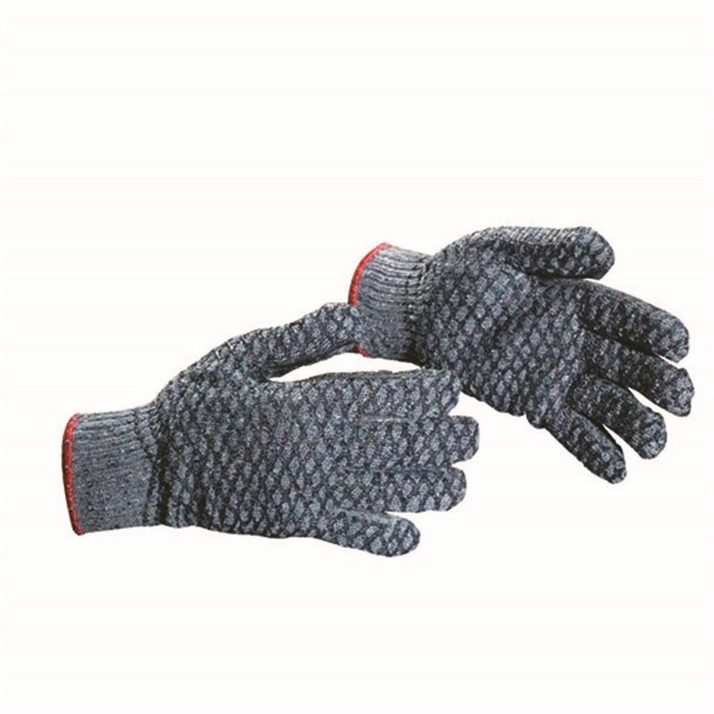 Large Knit Cotton Gloves
