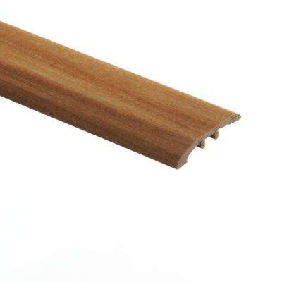 Vintage Oak Natural/Pasture Oak 5/16 in. Thick x 1-3/4 in. Wide x 72 in. Length Vinyl Multi-Purpose Reducer Molding