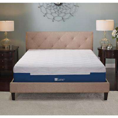 7 in. Full Size Memory Foam Mattress