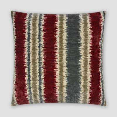 Ismir Feather Down 20 in. x 20 in. Standard Decorative Throw Pillow
