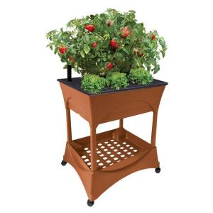 Easy Pickers Raised Garden Grow Box With Stand