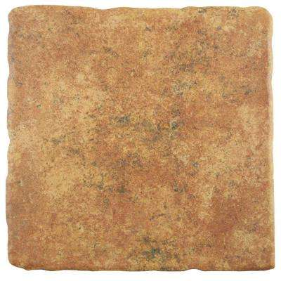 Costa Marron 7-3/4 in. x 7-3/4 in. Ceramic Floor and Wall Tile (11.5 sq. ft. / case)