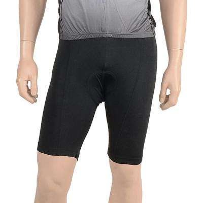 Triumph Unisex Black 6 Panel Cycling Shorts