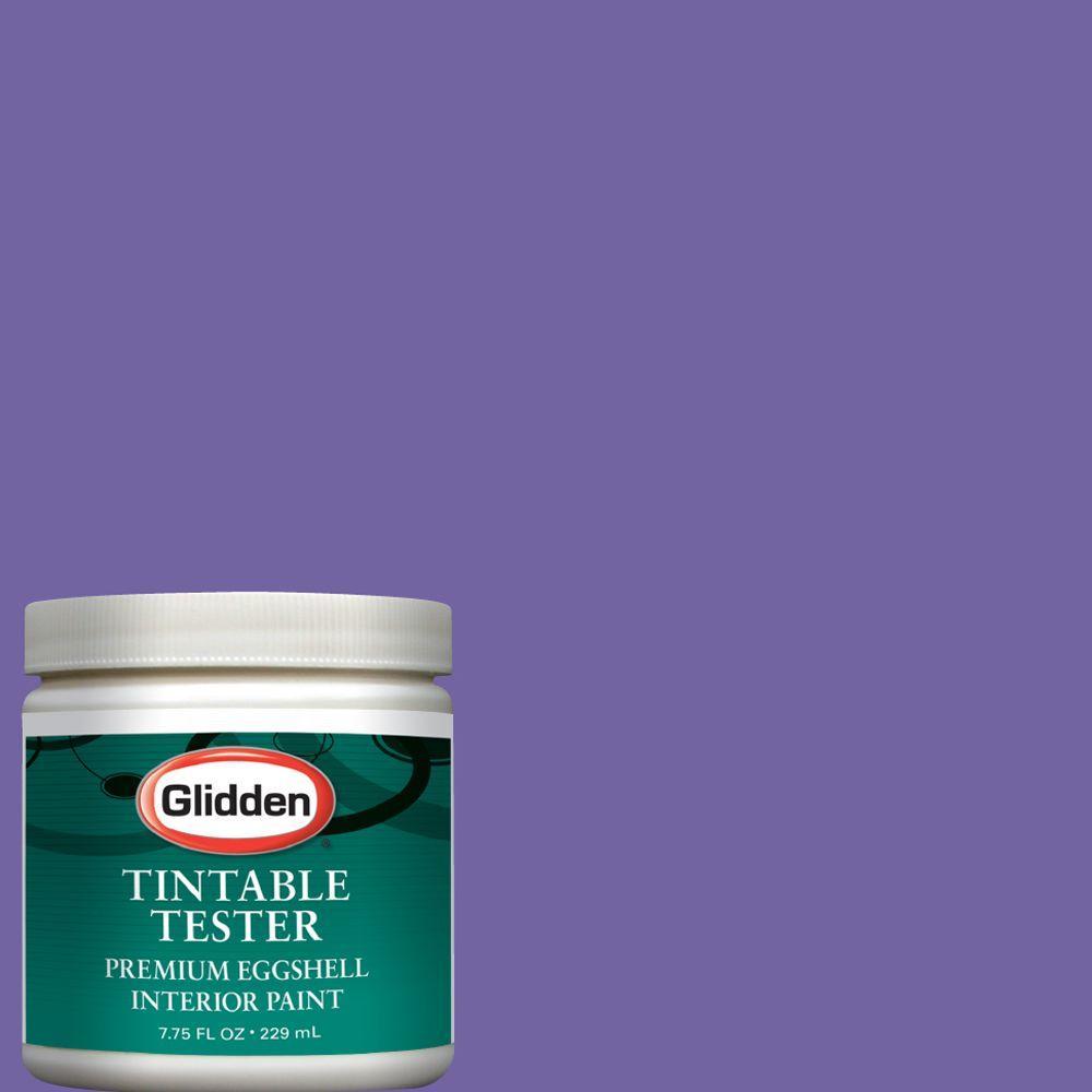 Glidden Premium 8-oz. Victorian Purple Interior Paint Tester