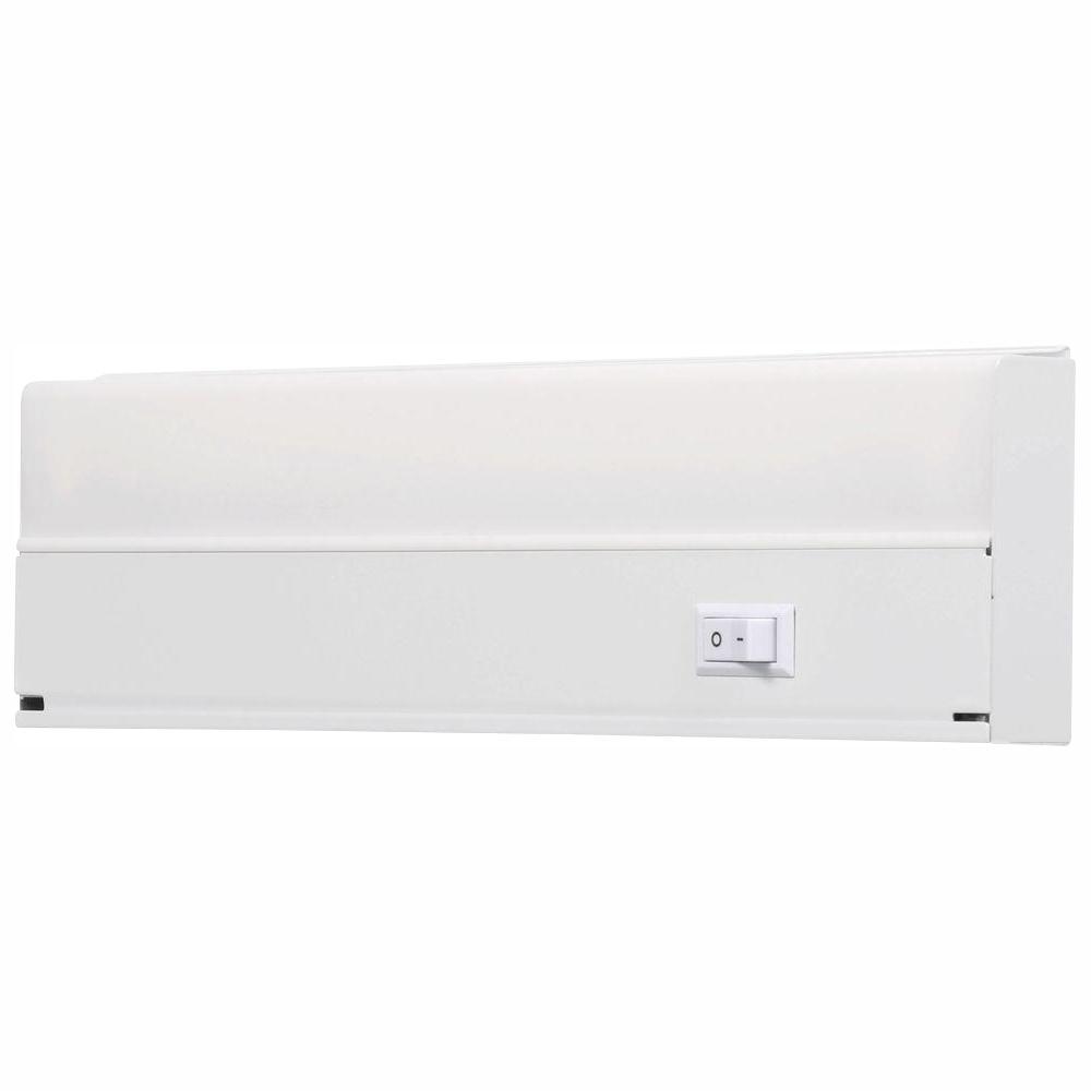 Fluorescent Light Fixture Flickering: GE 13 In. Fluorescent Under Cabinet Light Fixture-16029