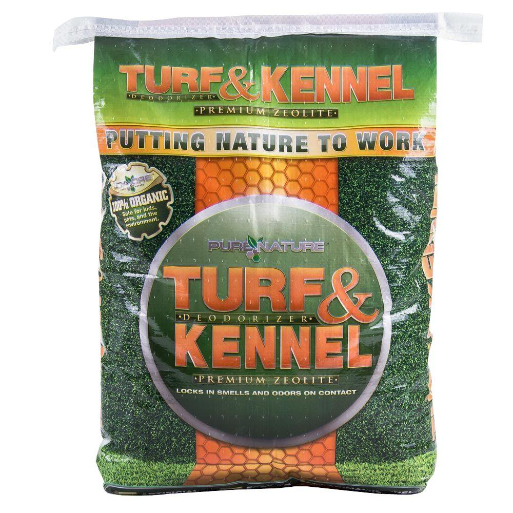 Pure Nature Pets 25 lb. Premium Zeolite Turf and Kennel Deodorizer