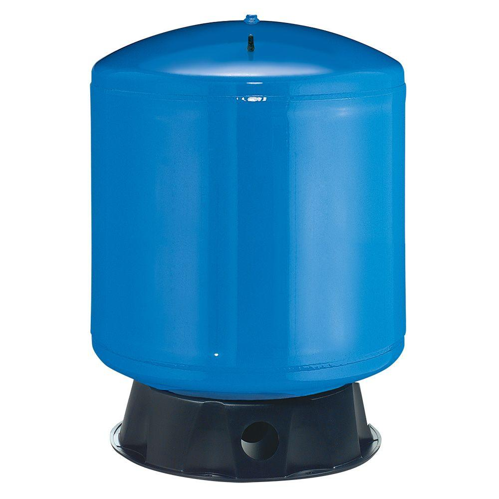 Flotec 35 Gal. Pre-Charged Pressure Tank with 82-Gal. Equivalent Rating