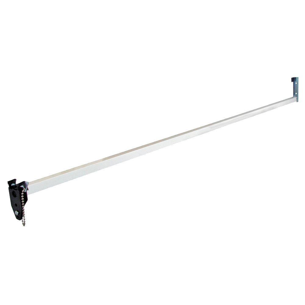 Ultra Hardware Sliding Patio White Door Lock 44905 The