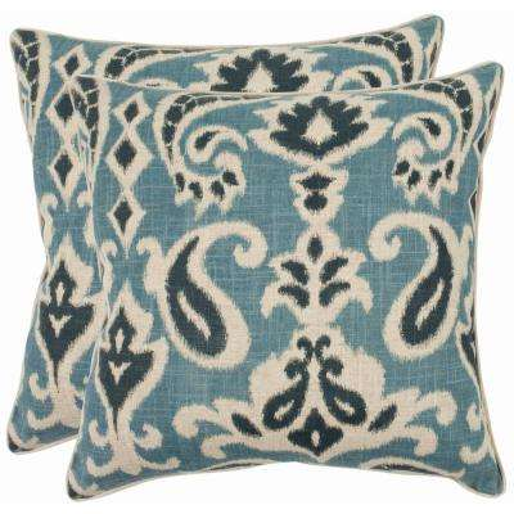 Dylan Printed Patterns Pillow (Set of 2)