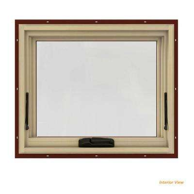 Unfinished Wood - Awning & Hopper Windows - Windows - The Home Depot