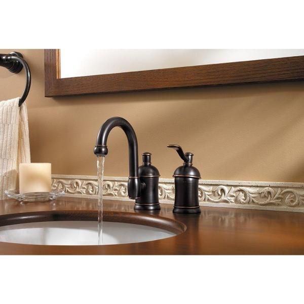 Bathroom Faucet With Soap Dispenser