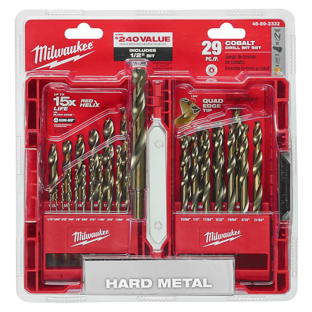 Fischer 543255 Metal Drill Bit Hss-Co Din338 8.5X75//117 5pcs