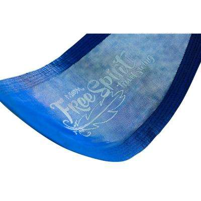Free Spirit Travel Swing Blue