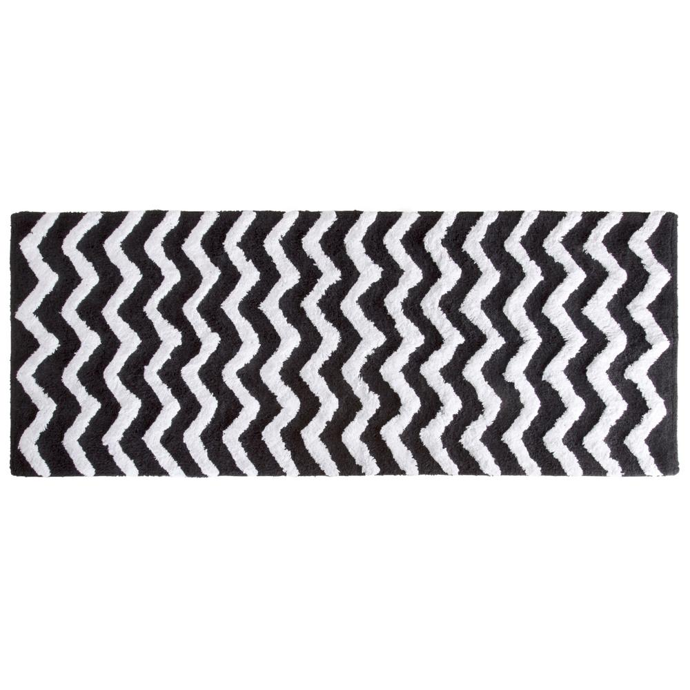 Chevron Bathroom Mat Floor Rug Anti