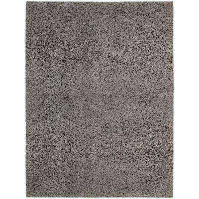 Zen Grey 8 ft. x 10 ft. Area Rug