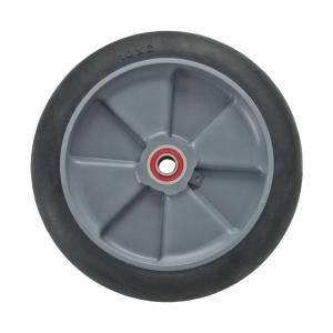 Magliner 8 inch x 2 inch Hand Truck Wheel Balloon Cushion Rubber with Sealed Semi-Precision Bearings by Magliner