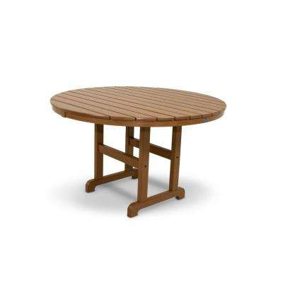 Monterey Bay 48 in. Tree House Round Patio Dining Table
