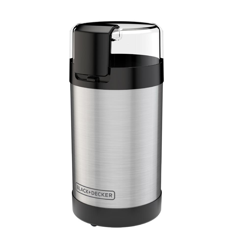 4 oz. Silver Coffee Grinder