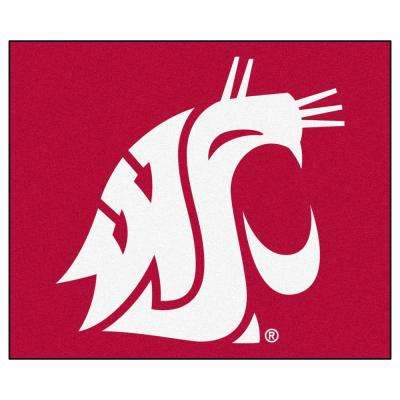 Washington State University 5 ft. x 6 ft. Tailgater Rug