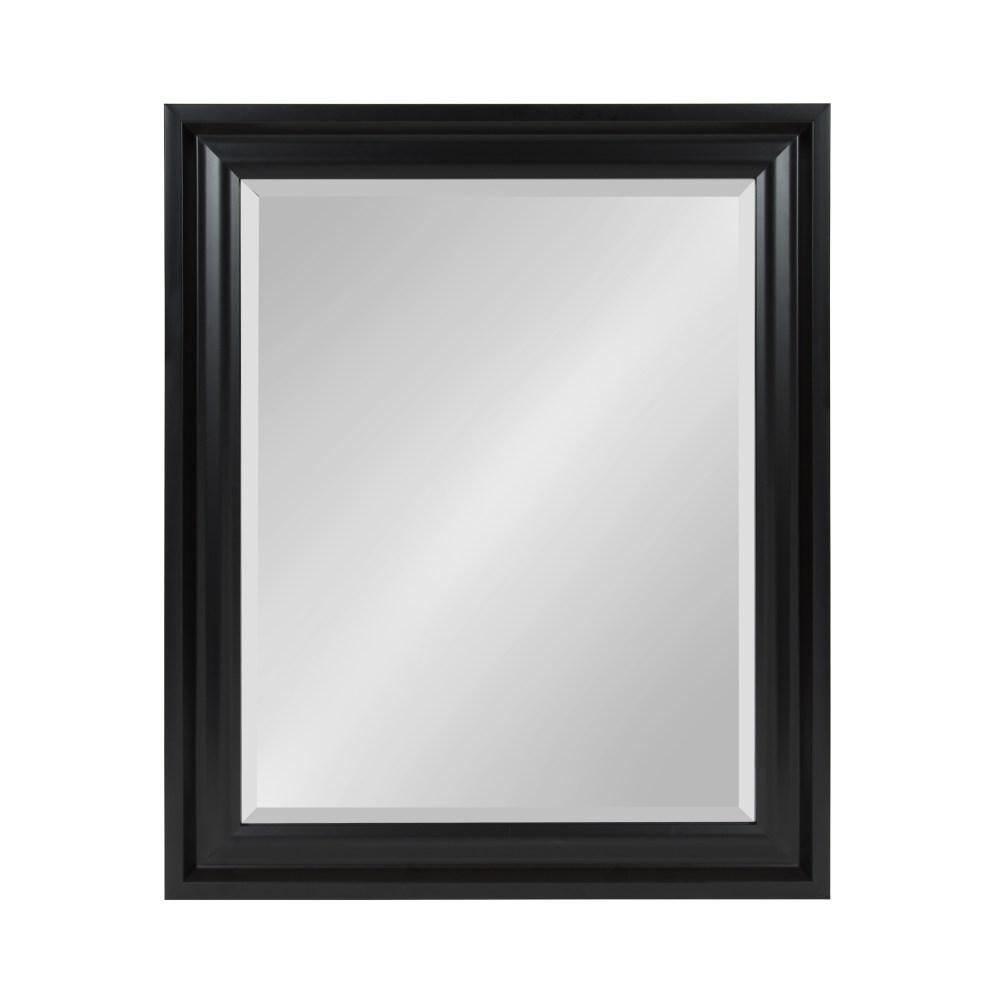 Umber Rectangle Black Mirror