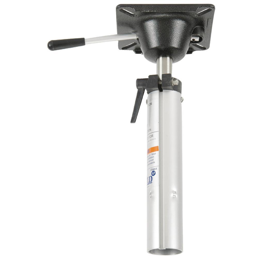 Power-Rise Locking Air-Ride Pedestal