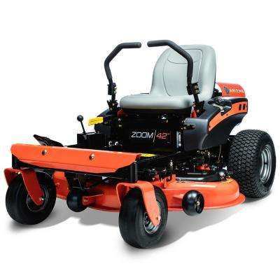 Zoom 42 in. 19 HP Kohler V Twin Gas Hydrostatic Zero-Turn Riding Mower