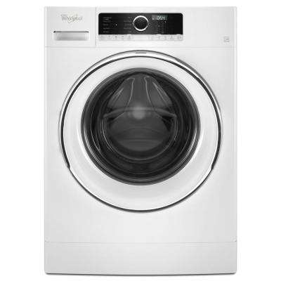 2.3 cu. ft. Compact Front Load Washer with TumbleFresh in White, 10 Cycles