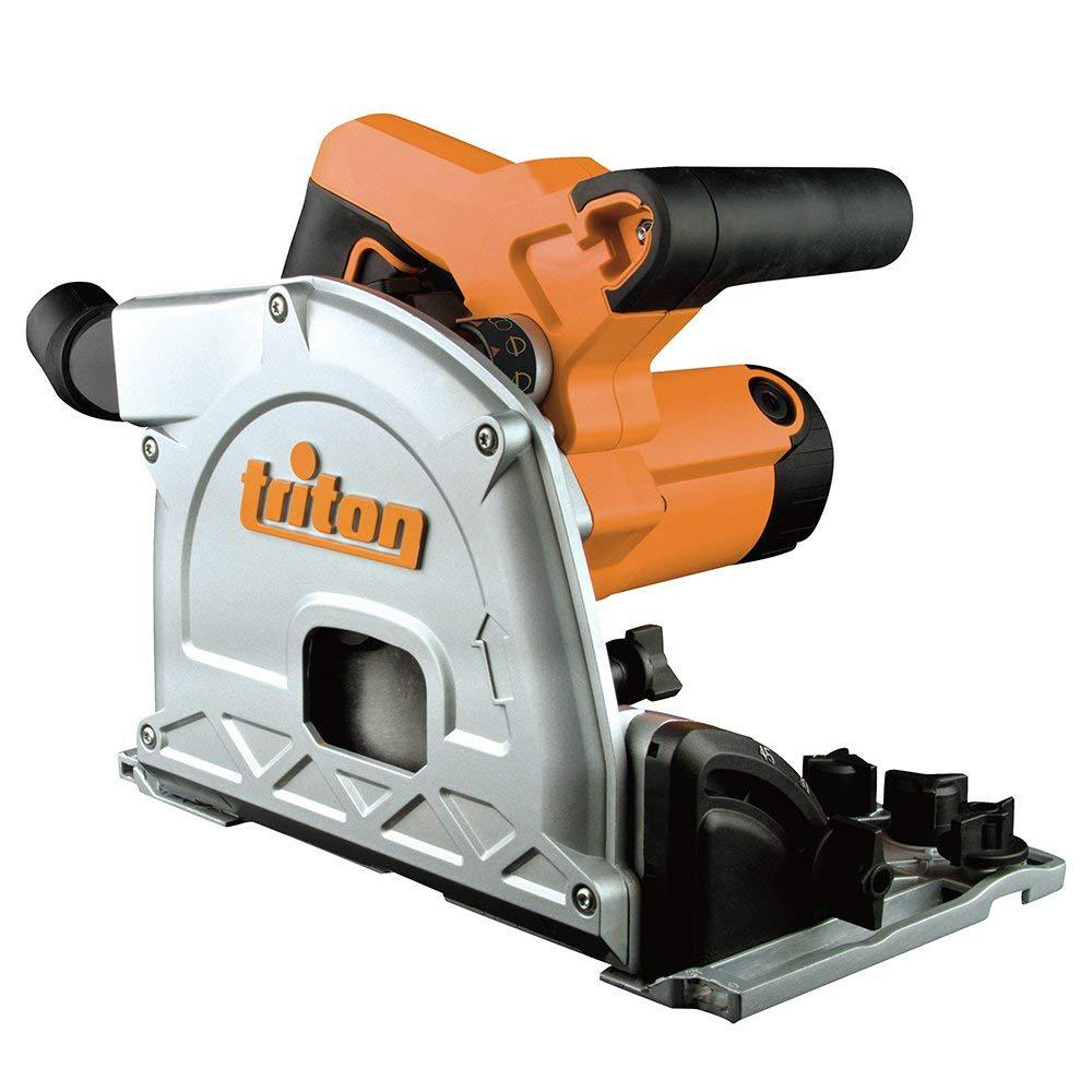 Triton 110-Volt Track Saw with Plunge